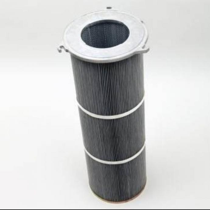 Cartridge filter K2 H600 100% polyester