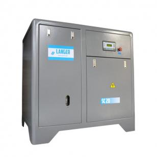 SC-20 screw compressor