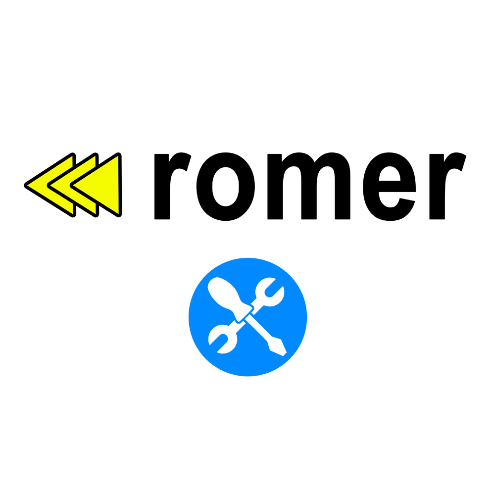 Parts for ROMER machines